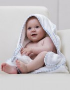 010.64 | Po Hooded Baby Towel