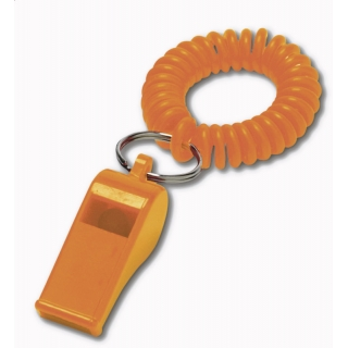2724 | Whistle with wrist cord