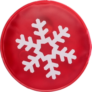 5229 | PVC, Christmas themed, self heating hot pad